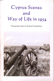 cyprus scenes and way of life in 1954