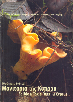 edible and toxic fungi of cyprus
