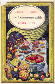 COOKING FROM THE COMMONWEALTH