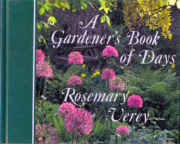 a gardener's book of days