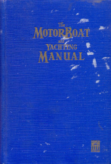 the motorboat and yachting manual