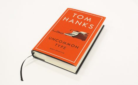 Uncommon Type Tom Hanks