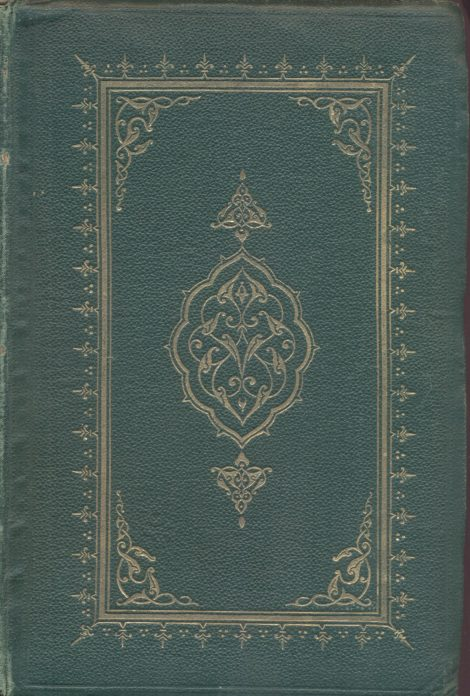 The Thousand and One Arabian Nights Commonly Called, in England, the Arabian Nights' Entertainment Translated by Edward William Lane 1869 - London - John Murray