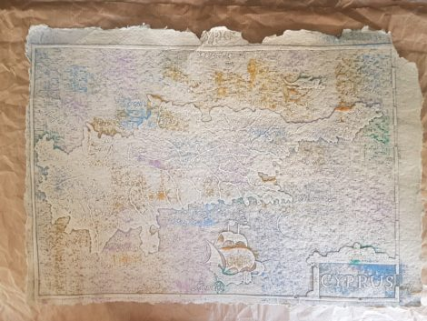 Ancient Maps of Cyprus