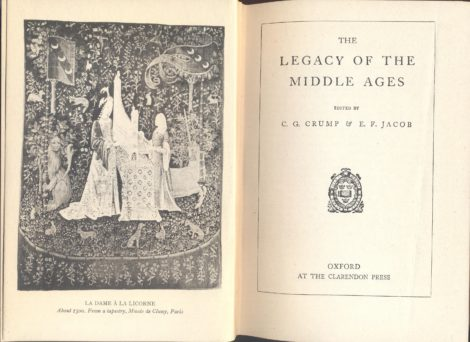 The Legacy of the Middle Ages