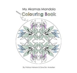 My Akamas Mandala Colouring Book