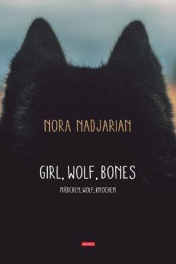 Girl, Wolf, Bones Mädchen, Wolf, Knochen