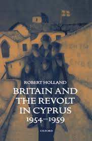 Britain and the Revolt in Cyprus 1954-1954