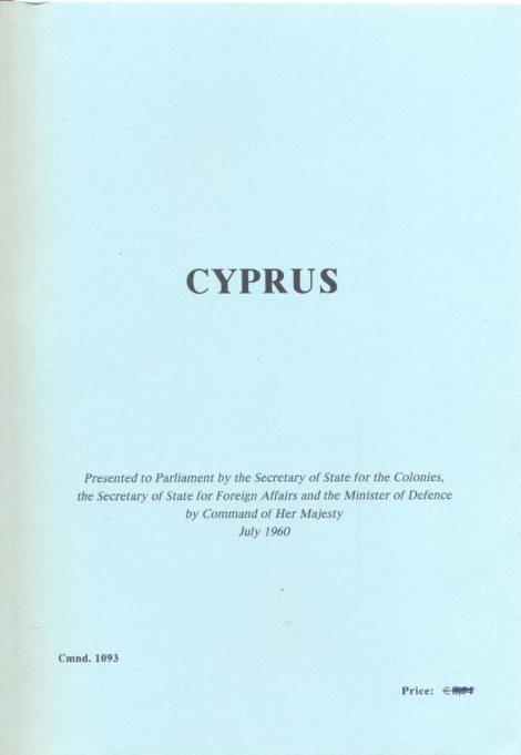 Cyprus Constitution